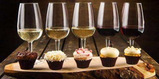 Cupcakes and Wine