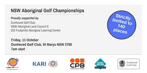 NSW Aboriginal Golf Championships - 40th Anniversary