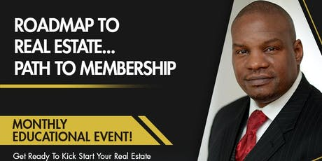 Roadmap to Real Estate™ FREE Path to REIA NYC Membership & Success Strategy Session (For Non Members) tickets