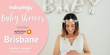 Babyology Baby Shower tickets