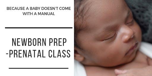 Newborn Prep - Prenatal Class June 17 2019