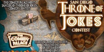SD Throne of Jokes Contest #6: 5/29/19
