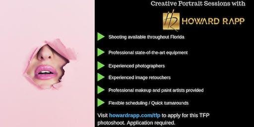 Creative Portrait Photoshoots in Miami