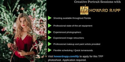 Creative Portrait Photoshoots in Boca Raton