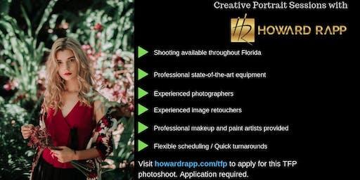 Creative Portrait Photoshoots in Boca Raton