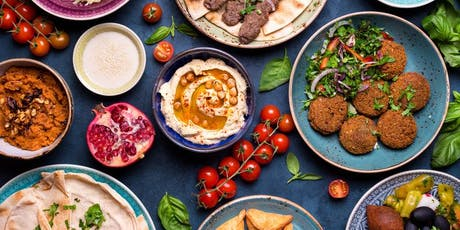 2019 Sacramento Middle Eastern Culture and Food Festival tickets