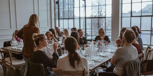 Paris Wine Bar Pop-Up Party
