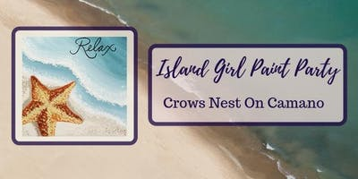Island Girl at Crows Nest On Camano