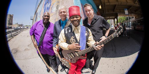 Lil' Ed and the Blues Imperials THURSDAY SHOW SOLD OUT