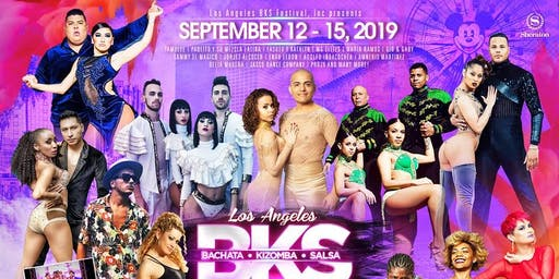 Los Angeles BKS Festival - September 12-15, 2019