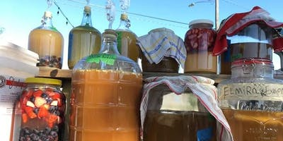 Kombucha & Ginger Beer Class - Learn How to Make Your Own!