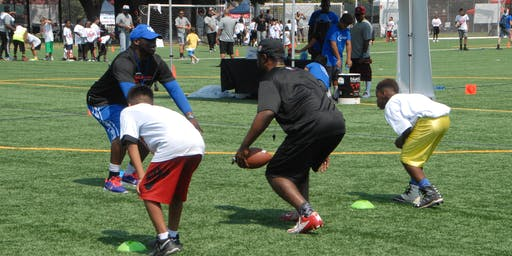 2019 Angel Tree Football Clinic-SF Bay Area Volunteer Coach Sign-up
