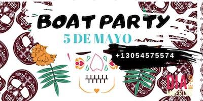 "Boat Party "" Dia 5 de Mayo"" all INCLUSIVE + Jet Ski + Banana Boat"