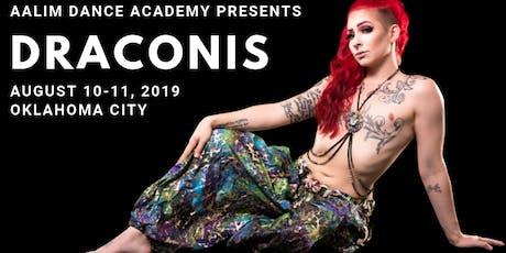 Draconis in Oklahoma City tickets
