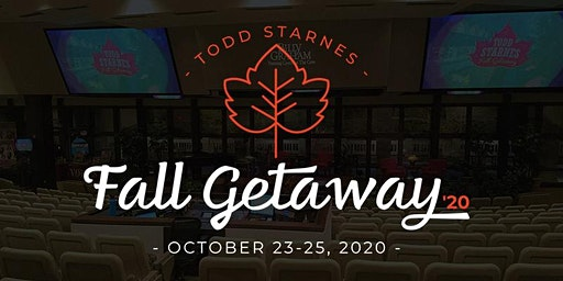 Todd Starnes' 2020 Fall Getaway at the Cove in Asheville, NC