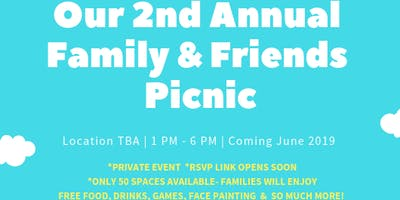 2nd Annual Family & Friends Picnic Hosted By Baby Ink & Friends