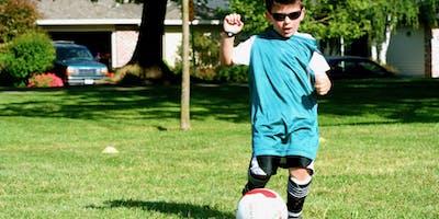 Jr Rangers K Soccer Classes (ages 4 to 5)
