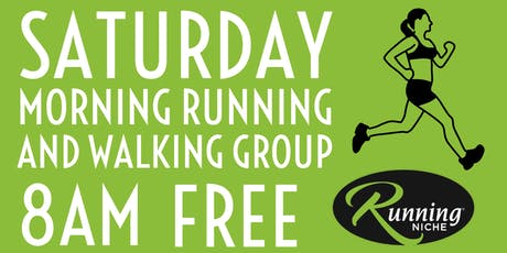 Weekly Saturday Morning Running and Walking Group in the Grove tickets