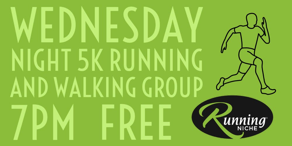 395c17396 Weekly Wednesday Night 5K Running and Walking Group in the Grove STL  Tickets, Multiple Dates | Eventbrite