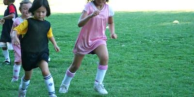 Jr Rangers K1 Soccer Classes (ages 5 to 6)