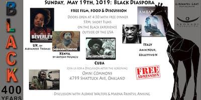Free Films, Food + Forum: Black Diaspora
