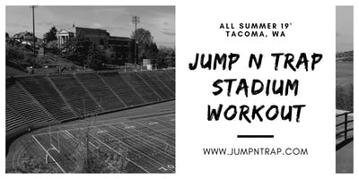 Jump N Trap Stadium Workout Summer 19'