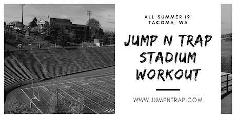 Jump N Trap Stadium Workout Summer 19' tickets