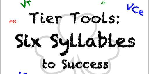 6 Syllables to Success