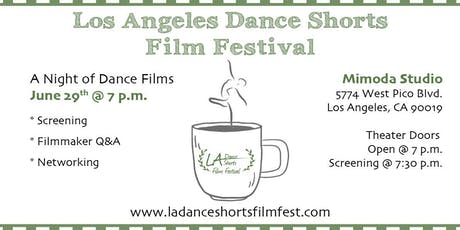 L.A. Dance Shorts Film Festival  tickets
