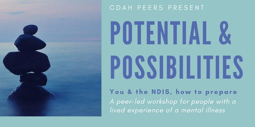 Potential & Possibilities - You & the NDIS, Singelton