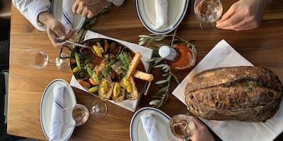 Sancerre & Shellfish [L.A. Times FOOD BOWL]