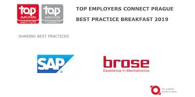 Top Employers CONNECT Prague - SAP & Brose