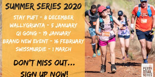 Perth Trail Series - Summer Series 5 Pass Package