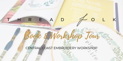 Thread Folk Book & Workshop Tour