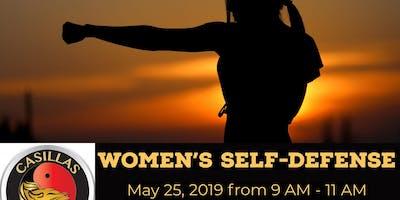 WOMEN SELF-DEFENSE COMMUNITY EVENT