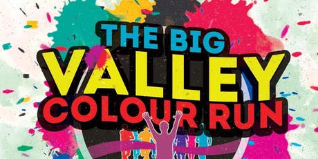 The Big Valley Colour Run tickets