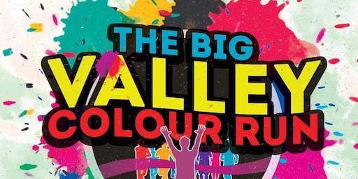 The Big Valley Colour Run