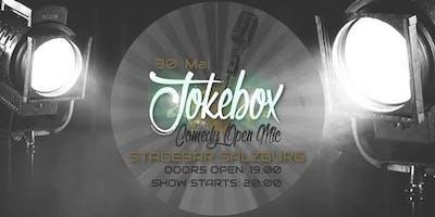 Jokebox - Comedy Open Mic