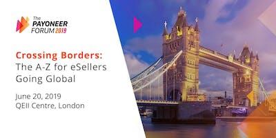 The Payoneer Forum 2019 - London, UK