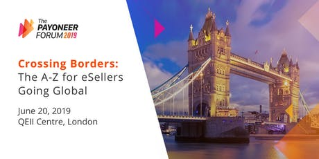 The Payoneer Forum 2019 - London tickets