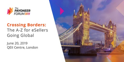 The Payoneer Forum 2019 - London