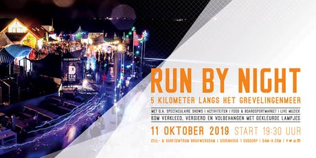 DAM-X Run by Night tickets
