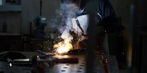 Workshop Metall - MIG/MAG Schweißen