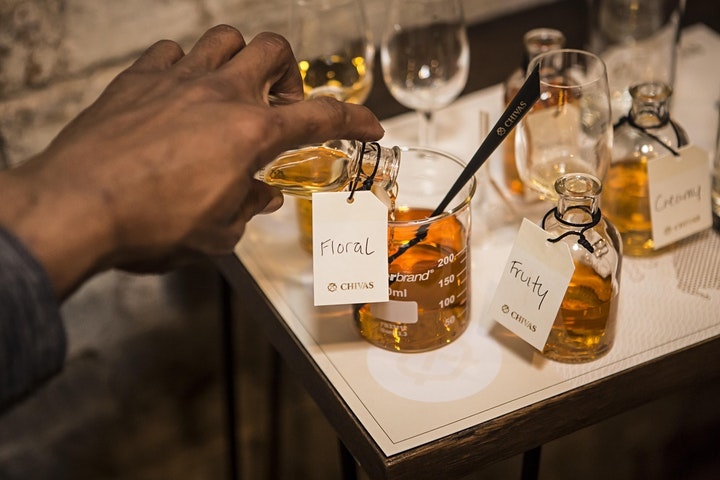 Employees Only Presents Chivas: The Blend - World Whisky Day image