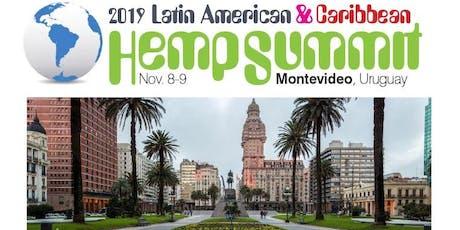 Latin American & Caribbean Hemp Summit entradas