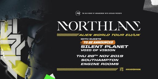 Northlane + Silent Planet + Void of Vision (Engine Rooms, Southampton)