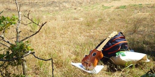 Voyage musical et sensoriel à l'ENS des dunes des Charmes
