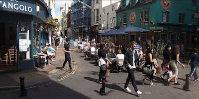 Liveable City Centres- An event by Traffic Removal UK