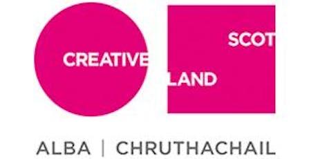 Creative Scotland Conversations - Oban tickets