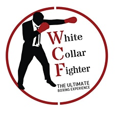White Collar Fighter - The Ultimate Boxing Experience. logo